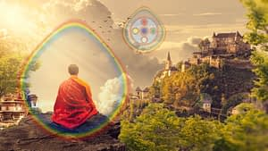 Meditating on the Rainbow of the 5 Elements